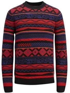 Jack and Jones Jorjazz Crewneck Sweater