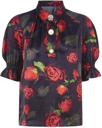 Mother of Pearl Petra Blouse