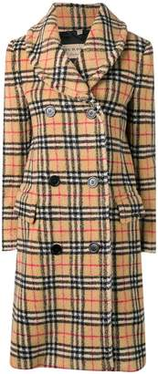Burberry Vintage check coat