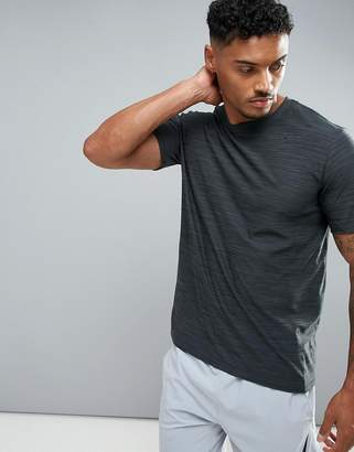 Nike Training Dri-Fit Breathe T-Shirt In Black 832864-011