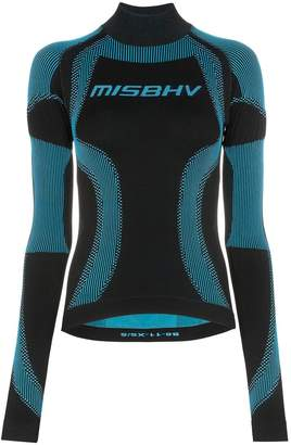 Misbhv knitted sports top