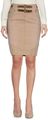 Siviglia Knee length skirts