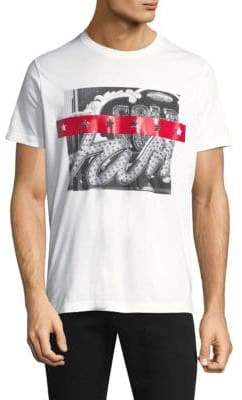 Diesel Joe Sign Graphic T-Shirt