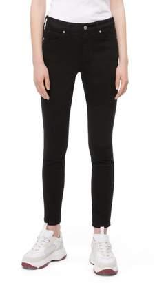 Calvin Klein CKJ 001 super skinny eternal black jeans