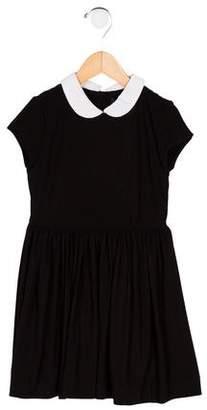 Polo Ralph Lauren Girls' Collared A-Line Dress