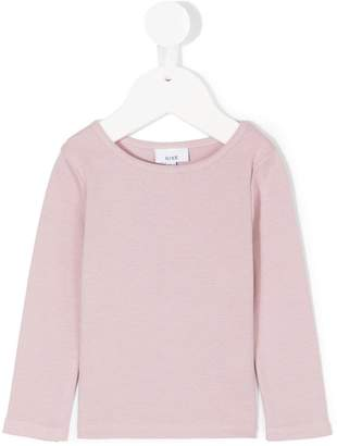 Knot Chick long-sleeved T-shirt