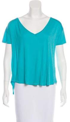 Calypso Short Sleeve Draped T-Shirt