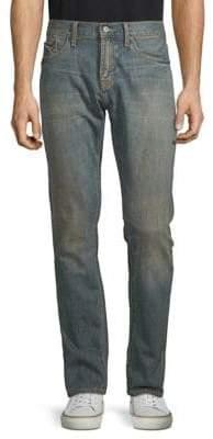 Jean Shop Jim Bojangles Cotton Jeans