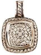David Yurman Diamond Albion Pendant