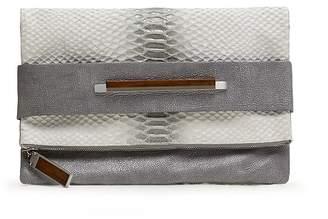 Banana Republic August Handbags | Sorrento Foldover Clutch
