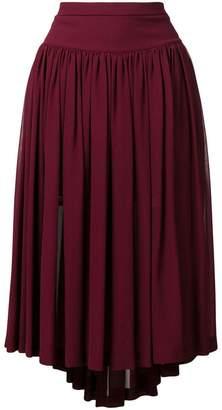 Stella McCartney loose flared skirt