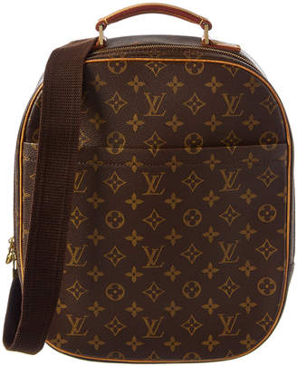 Louis Vuitton Monogram Canvas Packall Pm