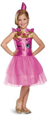 Disguise Shopkins Lippy Lips Classic Costume (Little Girls & Big Girls)