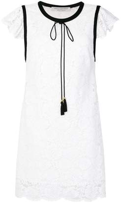 Philosophy di Lorenzo Serafini lace shift dress