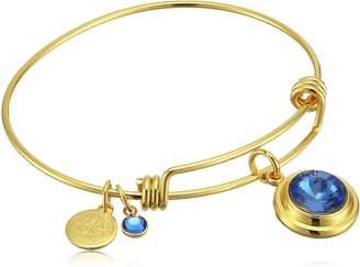 Michael Kors Halos & Glories, September Crystal Bangle Bracelet