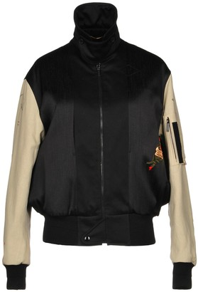 Saint Laurent Jackets - Item 41800735AV