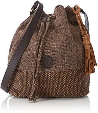 Timberland Women's TB0M5770 Cross-Body Bag Brown