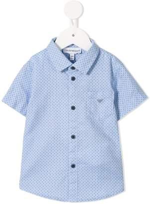 Emporio Armani Kids short sleeves shirt