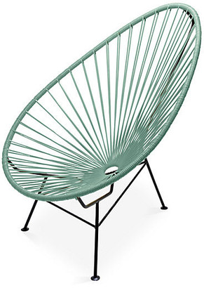 Mexa Acapulco Lounge Chair - Olive Green