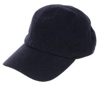 d08ad23b81dd3 Brunello Cucinelli Wool Baseball Cap