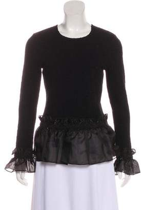 Opening Ceremony Casual Long Sleeve Top