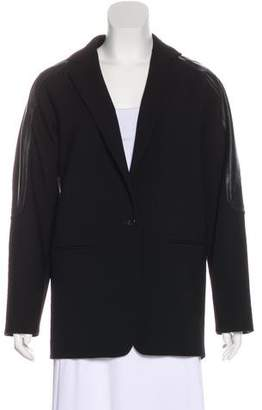 Max Mara Long Sleeve Wool Coat