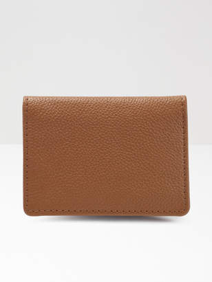 White Stuff Henry Leather Cardholder