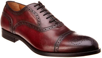 Antonio Maurizi Brogue Leather Oxford