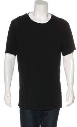 Stampd Layered Longline T-Shirt
