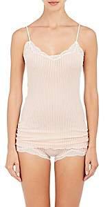Zimmerli Women's Maude Privé Cotton Camisole - Nudeflesh