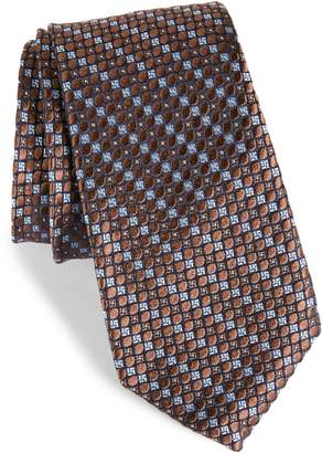Nordstrom Carter Dot Silk Tie