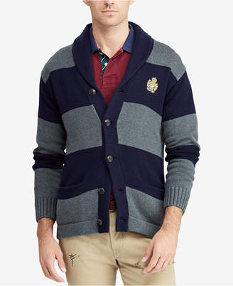 Polo Ralph Lauren Men's Shawl-Collar Cardigan