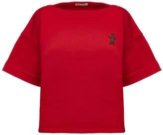 Marni Oversized Cropped T-shirt
