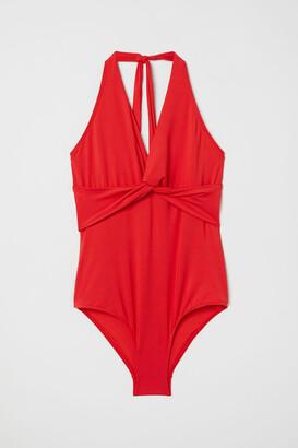 87fc2e8ccc06f H&M Red Women's Swimwear - ShopStyle