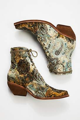Grove Lace-Up Western Boot by Jeffrey Campbell at Free People $155 thestylecure.com