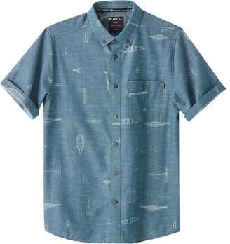 Kavu Juan Shirt - Short-Sleeve - Men's