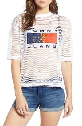 Tommy Jeans '90s Mesh Tee