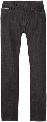 Banana Republic Slim Black-Wash Selvedge Jean