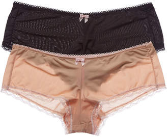Betsey Johnson Set Of 2 Hipster