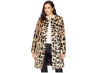 UGG Lisabeth Faux Fur Coat