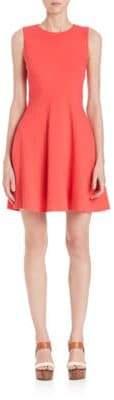 Diane von Furstenberg Citra Fit & Flare Dress