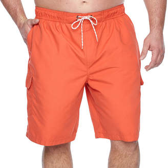 THE FOUNDRY SUPPLY CO. The Foundry Big & Tall Supply Co. Swim Shorts Big and Tall