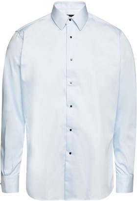 Cotton Slim Shirt