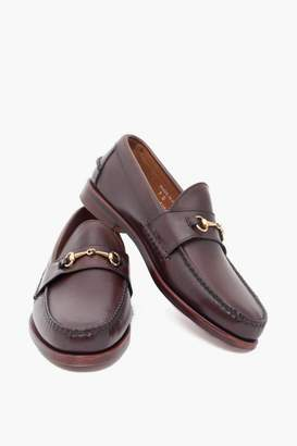 Gents Rancourt Dark Brown Horsebit Loafer
