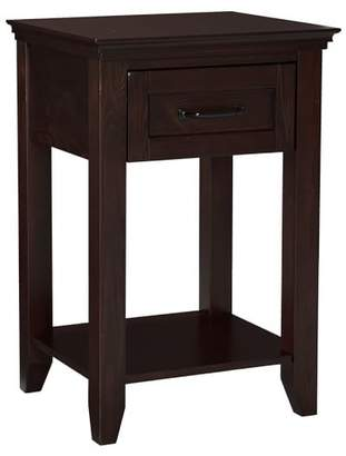 Pottery Barn Teen Nightstands ShopStyle - Pottery barn white bedside table