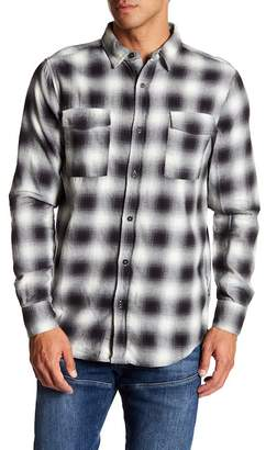Neuw Utility Check Regular Fit Dress Shirt