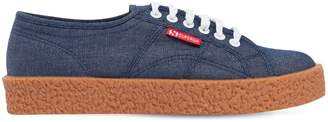 Superga 34mm Mega Paura Cotton Denim Sneakers