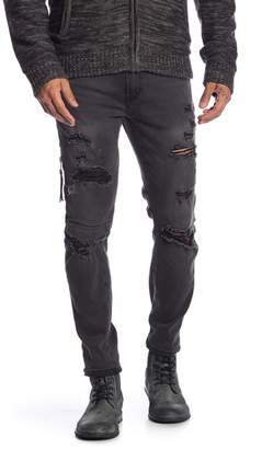 Patron Saint Of Phantom Side Zip Jeans