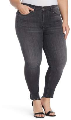 Rag & Bone High Rise Ankle Skinny Jeans (Plus Size Available)