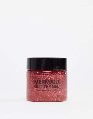 BOD Mermaid Body Biodegradable Glitter Gel - Pink